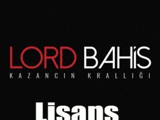 lordbahis lisans